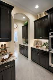 Dark Espresso Kitchen Cabinets Timberlake Cabinetry Brews Chic Espresso Finish In Six Collections