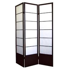 Room Dividers Cheap by Curtains For Room Dividers 8 Foot Tall Four Panel Woven Rattan