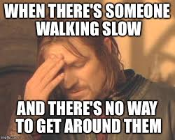 Walking Memes - frustrated boromir meme imgflip