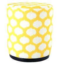 ottoman small yellow ottoman yellow storage ottoman uk yellow