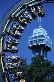 Six Flags Texas Death It U0027s The Last Weekend For Kings Dominion U0027s Shockwave Roller