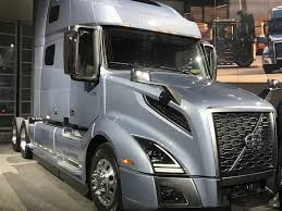 volvo u0027s new vnl marks truck maker u0027s first long haul redesign in 20