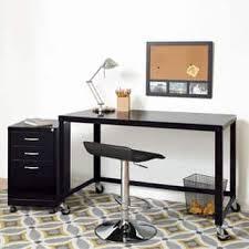 Modern Black Computer Desk Black Desks Computer Tables For Less Overstock