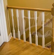 Baby Proofing Banisters Balcony Shield Or Banister Guard For Babies