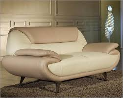Bonded Leather Sofa Two Tone Bonded Leather Sofa Set 44l2812