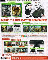 black friday sales gamestop what u0027s on sale at gamestop this black friday the nerd stash