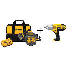 dewalt flexvolt 60 volt lithium ion cordless brushless 7 1 4 in