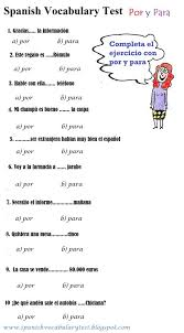 129 best my spanish lesson images on pinterest spanish lessons