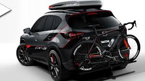 mazda crossover vehicles trio of mazda cx 5 crossovers get mods for sema autoweek