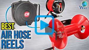 best wall mounted hose reel top 7 air hose reels of 2017 video review