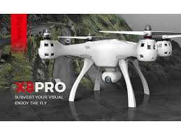 Toner Syma syma x8pro gps wifi fpv rc quadcopter with hd 720p hover