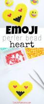 gardening emoji emoji perler bead heart eclectic momsense