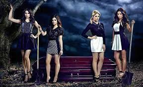 Pretty Liars Costumes Halloween Pretty Liar U0027s Halloween Episode Shocks Viewers Prowl