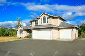 Two Door Garage by Two Car Garage Stock Photos U0026 Pictures Royalty Free Two Car
