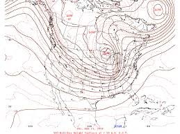 Wind Direction Map Synoptic Discussion February 2014 State Of The Climate