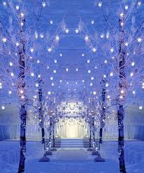 winter wonderland ceremony prestonbailey com winter weddings