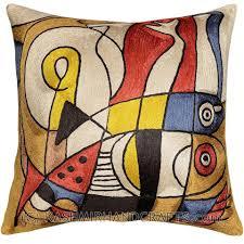 Modern Throw Pillows For Sofa Decorative Pillows Fish Silk Cushion Throw Pillow Covers Sofa
