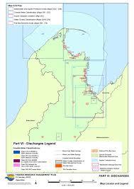 map of vi trmp maps part vi discharges tasman district council