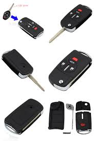 lexus gs300 key visit to buy dandkey 3 1 buttons remote flip folding key shell