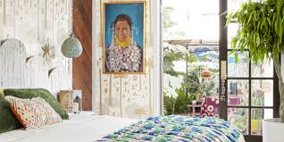 Maximalist Style by The Jungalow Home Tour Justina Blakeney U0027s Bohemian House