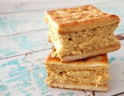 caramel lattice cheesecake slice create bake make