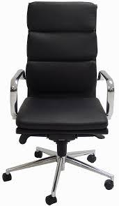 High Back Armchair Soft Pad High Back Chair