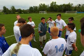 Frontier Carry On by Frontier Boys Soccer Looks For A Way To Carry On The Buffalo News