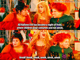 Hocus Pocus Meme - you don t even know movie the best movie quotes from hocus pocus