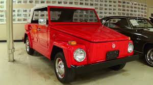 vw kubelwagen for sale 1974 volkswagen thing rare and nicely restored vw type 181