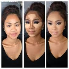 25 best ideas about highlight contour makeup on face contour makeup face contouring and face contouring makeup
