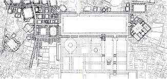 maidan i imam plan of the maidan and surrounding buildings archnet