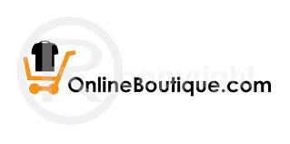 online boutique online boutique logo template