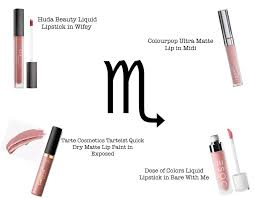 taurus colors what lipstick should you wear based on your zodiac sign