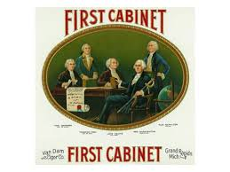 President S Cabinet Early Republic