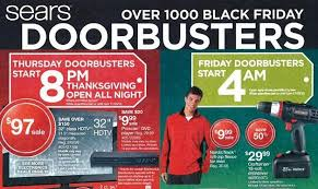 sears black friday coupons and deals 2012 64 pages of sale items