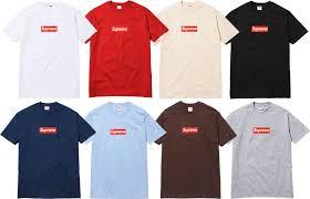supreme shirts pourquoi ce t shirt supreme est toujours sold out