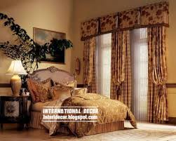 Awesome Curtain Design For Bedroom Gallery Home Decorating Ideas - Bedroom curtain design ideas