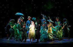 wicked themed events theater review the witches are back for a wicked two week tour