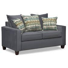 bryden queen memory foam sleeper sofa loveseat and chair set