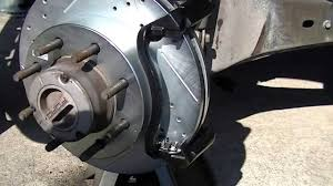 ford f250 brakes project f250 replacing 2005 ford f250 front brakes part 2