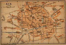 Fau Map Index Of Maps Historical Baedeker S France 1914