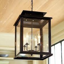 Rectangular Lantern Chandelier Piedmont 6 Light Rectangular Lantern Ballard Designs