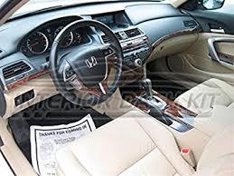 honda accord 2012 interior amazon com honda accord sedan 4 door interior burl wood dash trim