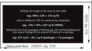 Laminate Flooring Installation Labor Cost Per Square Foot Hardwood Floor Calculator Youtube