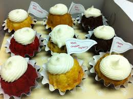 bundtinis from nothing bundt cakes food