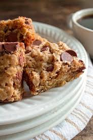 Oatmeal Bars With Chocolate Topping 1173 Best Brownies And Bars Images On Pinterest Dessert Recipes