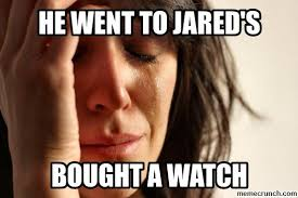 He Went To Jared Meme - went to jared s