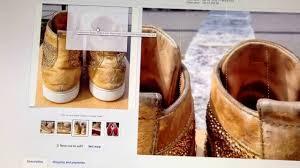 how to spot fake christian louboutin shoes on ebay youtube