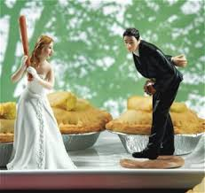 baseball wedding cake toppers baseball wedding cake toppers