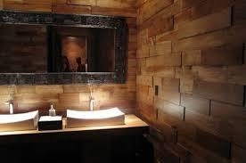 Rustic Bathroom Walls - wood on bathroom walls brightpulse us